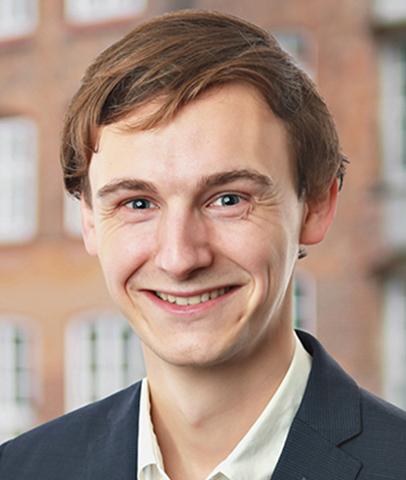 IWS Projektmanager Tom Spengler